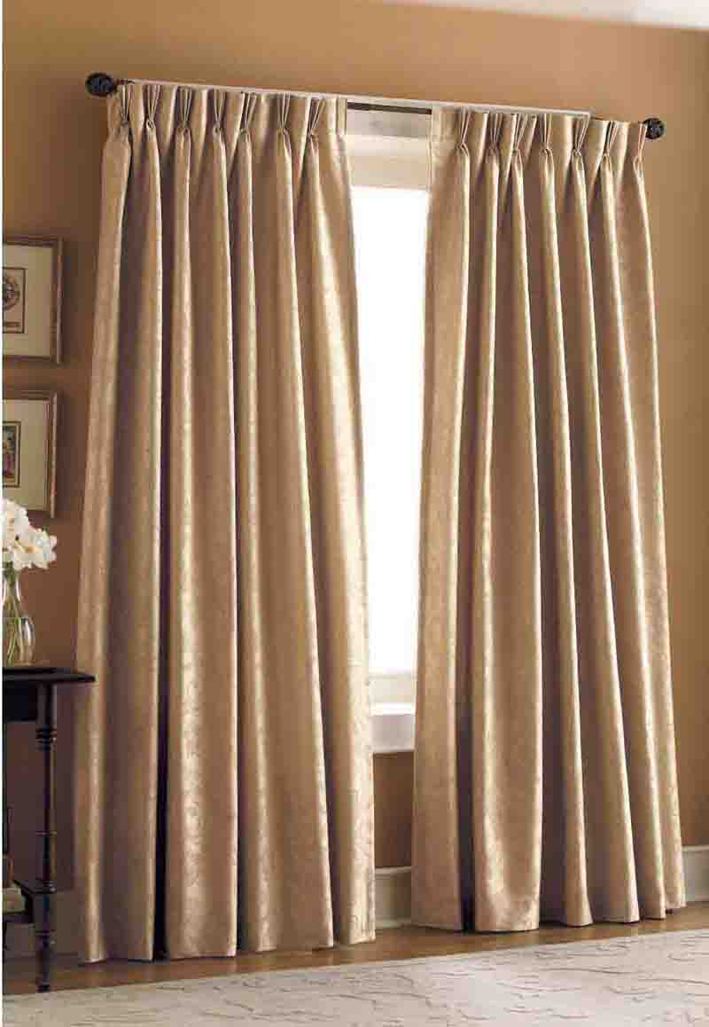 Pinch Pleate Curtains